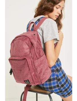 Uo Large Corduroy Backpack by Urban Outfitters