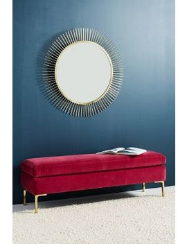 Sunstar Mirror by Anthropologie