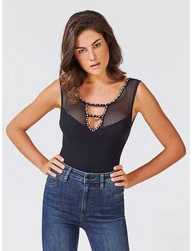 AppliquÉ Neck Body by Guess