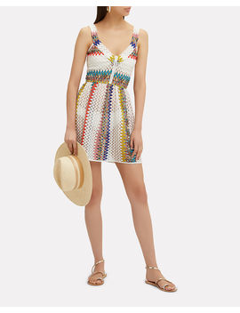 Short Coverup Dress by Missoni Mare