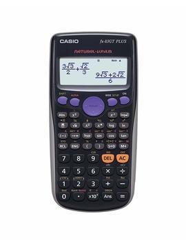 Casio Fx 83 Gtplus Scientific Calculator by Amazon