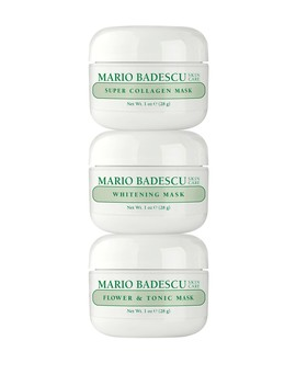 Multi Task Face Mask 3 Piece Set by Mario Badescu
