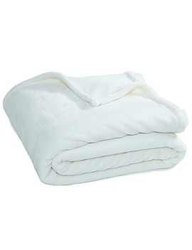 Equip Your Space Velvetloft™ Txl Blanket In Coconut White by Bed Bath And Beyond