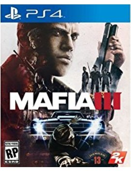 Mafia Iii   Play Station 4 by 2 K