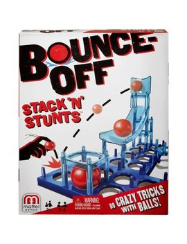 Bounce Off Stack 'n' Stunts Game by Mattel