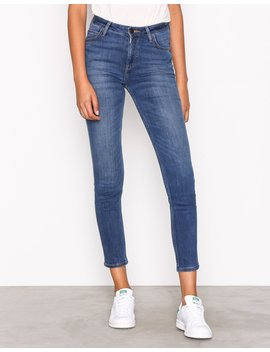 Scarlett High Yankee Blue by Lee Jeans
