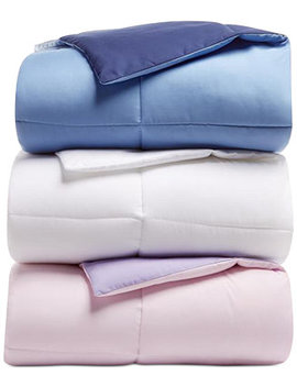 Reversible Down Alternative Full/Queen Comforter, Created For Macy's by Martha Stewart Essentials