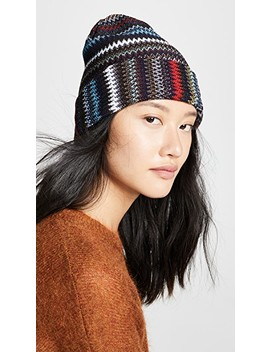 zig-zag-hat by missoni