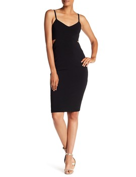Stretch Crepe Cocktail Dress by Laundry By Shelli Segal