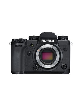 Fujifilm X H1 Kamera Schwarz by Amazon