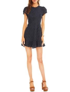 Mazie Lattice Back Dress by Astr The Label