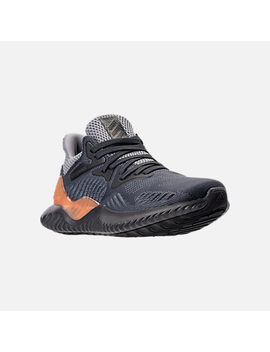 Kids' Grade School Adidas Alpha Bounce Beyond Running Shoes by Adidas