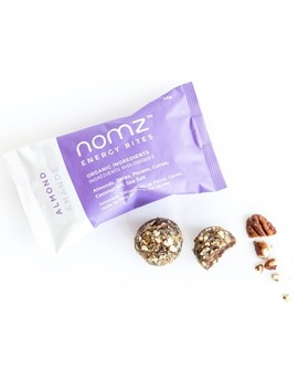 Nomz Almond Energy Bites by Well
