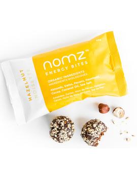 Nomz Hazelnut Energy Bites by Well