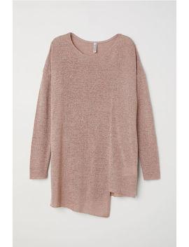 Asymmetric Sweater by H&M