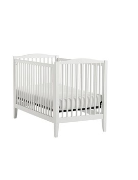 Emerson Convertible Crib, Cloud, Unlimited Flat Rate Delivery by Pottery Barn Kids
