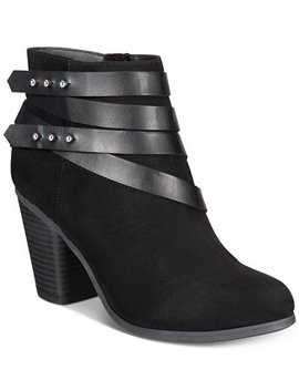 Mini Ankle Booties, Created For Macy's by Material Girl