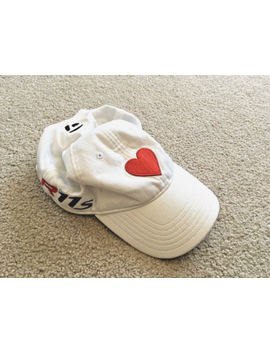 Taylor Made Golf Hat Heart Design R11 S Adult One Size Poly Spandex Washable Cap by Taylor Made  R11 S