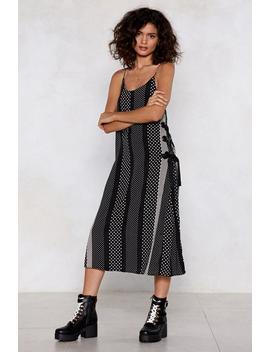 Time To Mingle Midi Dress by Nasty Gal