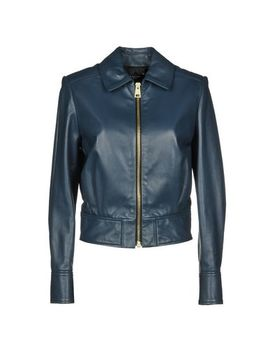 Lanvin Leather Jacket   Coats & Jackets D by Lanvin