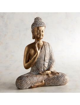 Mini Golden Buddha by Pier1 Imports