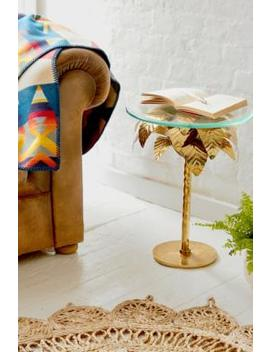 Palm Tree Table by Urban Outfitters