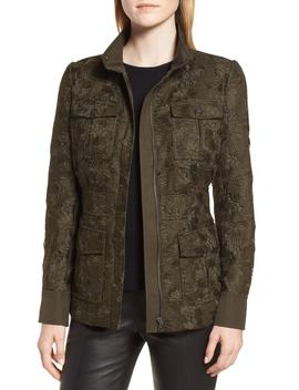 Lace Surplus Jacket by Nordstrom Signature
