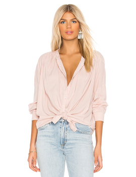 Cotton Voile Button Down by Splendid