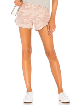 Tonal Camo Lounge Shorts by Monrow