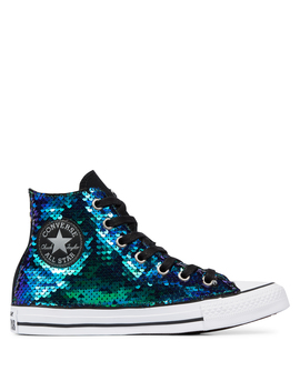 Chuck Taylor All Star Sequins High Top by Converse