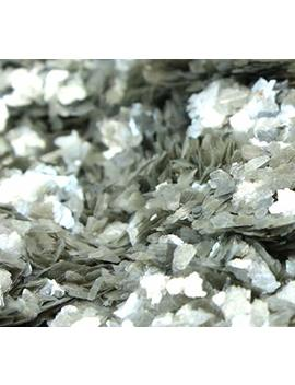 Meyer Imports Natural Mica Flakes   Silver Med   1/4 Oz   #311 4321 by Meyer Imports
