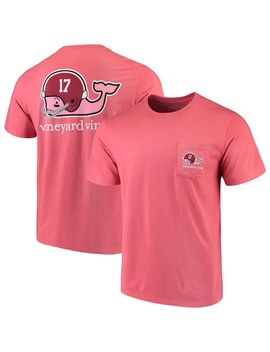 Alabama Crimson Tide Vineyard Vines Pocket T Shirt – Crimson by Vineyard Vines