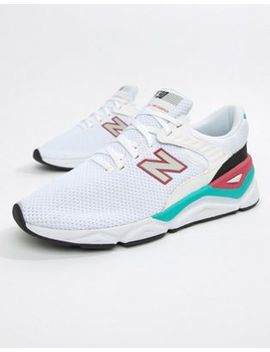 New Balance   X90   Sneakers In Wit Msx90 Cra by Asos