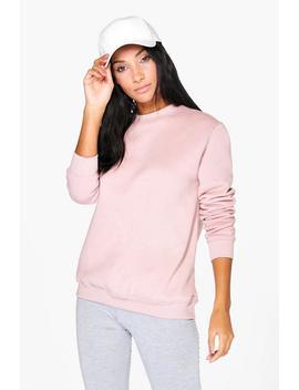 Sophia Basic Oversized Sweatshirt by Boohoo