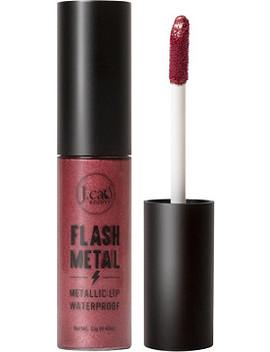 Online Only Flash Metal Metallic Matte Lip by J.Cat Beauty