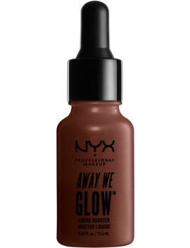 Away We Glow Liquid Booster by Nyx Professional Makeup