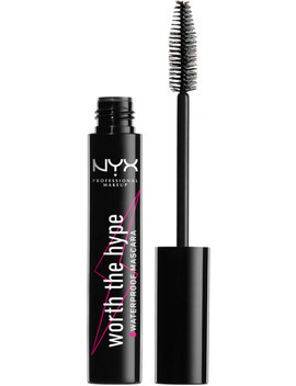 Worth The Hype Waterproof Mascara by Nyx Professional Makeup