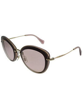 Miu Miu Women's Mu50 Rs 54mm Sunglasses by Miu Miu