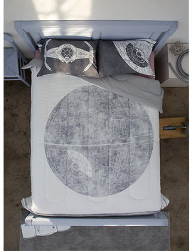 Star Wars Death Star Full/Queen Comforter by Hot Topic