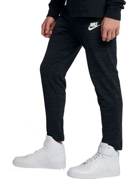 Nike Men's Sportswear Av15 Knit Tapered Pants by Nike
