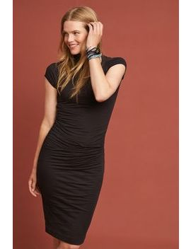 Valda Mock Neck Dress by Velvet By Graham & Spencer