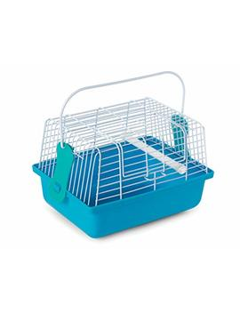 Prevue Hendryx Sp1304 Blue Pet Products Travel Cage For Birds And Small Animals, Blue by Amazon