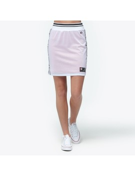 Champion Reversible Mesh High Waist Skirt by Champion