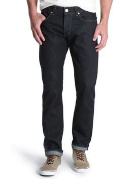 Spencer Selvedge Slim Straight Leg Jeans by Wrangler