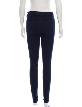 J Brand High Rise Skinny Jeans by J Brand