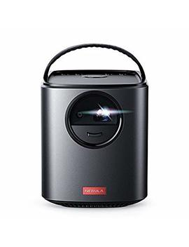 Nebula By Anker Mars Ii Projector With 720p Dlp Picture And Dual 10 W Speakers, Android 7.1 Os, Single Second Auto Focus, 30 150 In Screen, 3 Hour Playtime, Broad Connectivity, And Wireless Screen Cast by Amazon