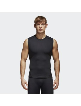 Alphaskin Sport Sleeveless Tee by Adidas