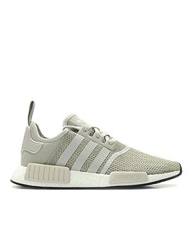Adidas Men Nmd R1 (Gray/Sesame/Chalk Pearl/Footwear White) by Adidas