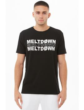 Meltdown Graphic Tee by Forever 21