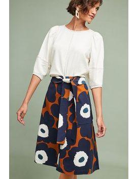Talvio Floral Skirt by Marimekko
